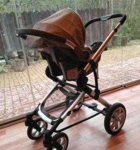 Happy Baby Madison автокресло автолюлька с колесам