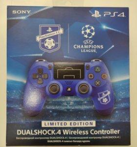 Специальная версия геймпада для PS4