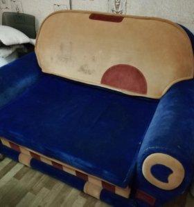Продаётся детский диван