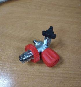 Заправочный коннектор, DIN 300 Бар