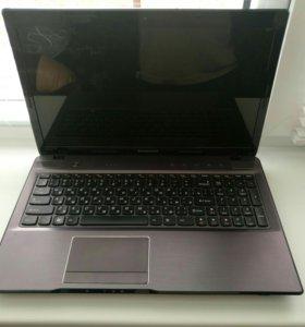 Ноутбук Lenovo z575