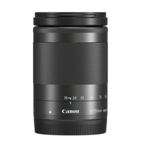 Объектив EF-M 18-150mm f3.5-6.3 IS STM черный