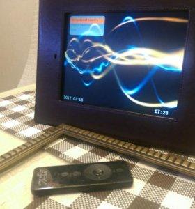 Цифровая фоторамка Rekam Deja view ss-85