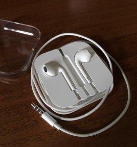 Наушники apple хорошая копия