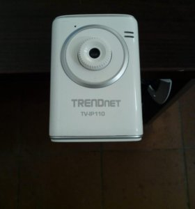 Сетевая IP камера trendnet TV-IP110 Б/У