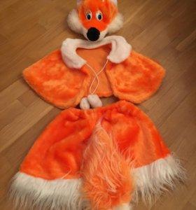 Карнавальные детские костюмы 4-6 л