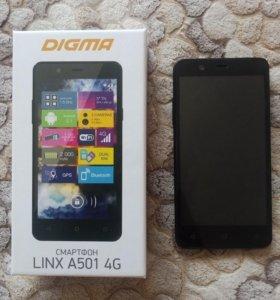Digma Linx A501