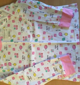 Пижама новая на 7-8 лет