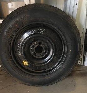 Докатка MazdaCX-5, SantaFe 3