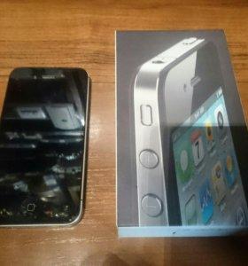 Айфон 4 и 4S