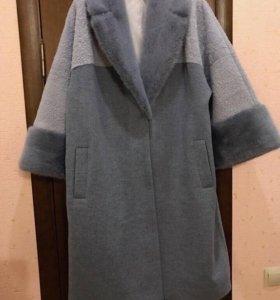 Меховое пальто Fontani