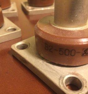 Диод силовой 500 ампер 4 шт.
