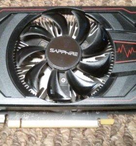 Видеокарта Sapphire radeon RX 560 OC Pulse 2 Гб