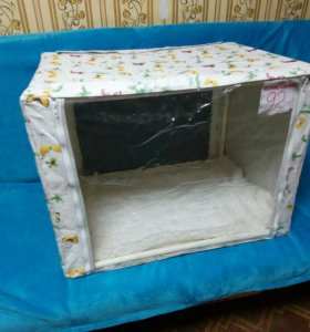 Выставычный куб