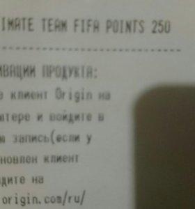 Игровая валюта FIFA19 Points на пк