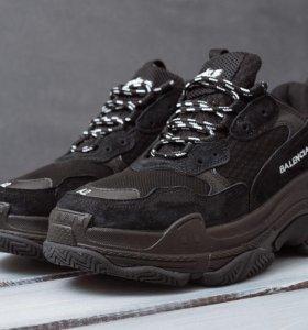 Мужские кроссовки Balenciaga Triple S