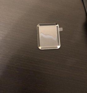 Защитное стекло на apple watch