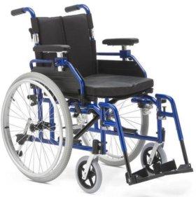 Новое кресло-коляска для инвалидов