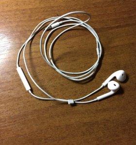 Оригинальные Apple Earpods