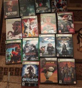 Лицензионные диски для Xbox 360