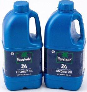 1 литр Кокосовое масло Parachute