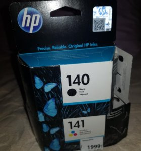 Картридж HP 141