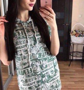 Новое платье - туника