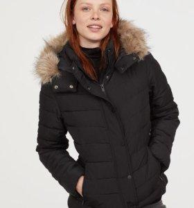 Продам куртку утеплённую. H&M