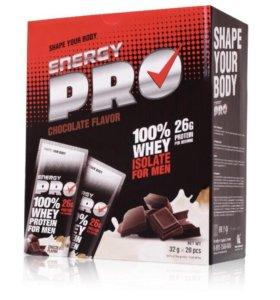 Energy Pro протеин для мужчин