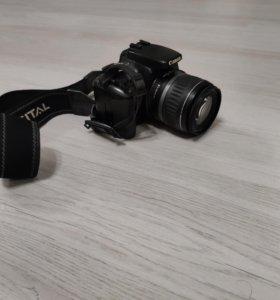 Зеркальный фотоаппарат Canon 400d Digital