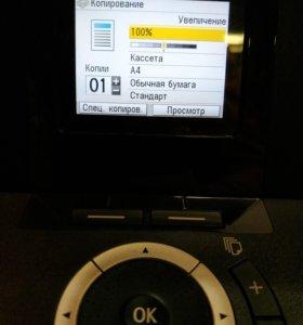 Мфу струйный Canon pixma mp600