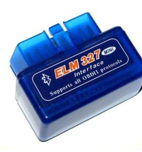 Сканер OBD2 ELM 327 версия 1,5 (двойная плата)