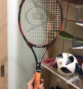 Теннисная ракетка Dunlop детская