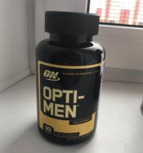 Витамины Optimum Nutrition - Opti-Men, 90 таблеток