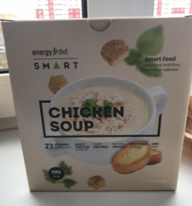Суп Energy Diet Smart «Курица