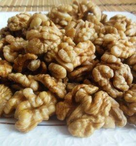 Чищеный орех