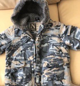 Курточка фирмы Next