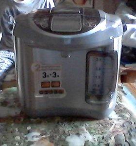 Электрический термопот.новый в упаковке