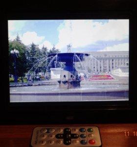Диагональ 8'' Видео Пульт ду Часы