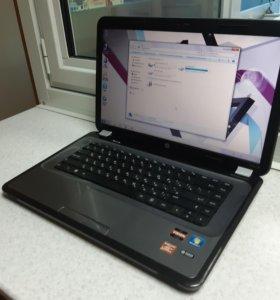 HP Pavilion g6-1305er (4 ядра / 6 / 750 /HD7450M)
