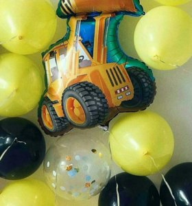 Воздушные шарики с гелием