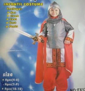 Новогодний костюм на прокат