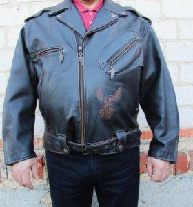 Продам кожаную куртку Harley Davidson Оригинал