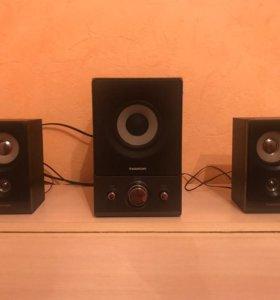 Акустическая система Sound pro 2.1