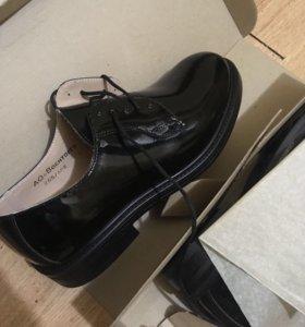 Туфли ВМФ  лабутены