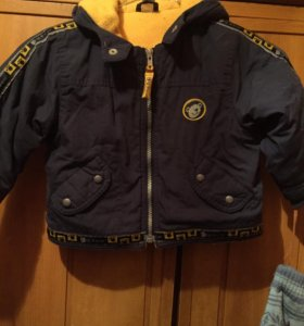 Куртка для мальчика от 0,6 до 2 лет
