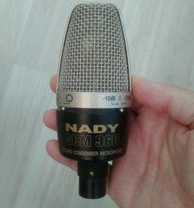 Конденсаторный микрофон nady 960