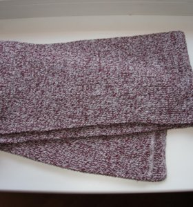 Новый шарф
