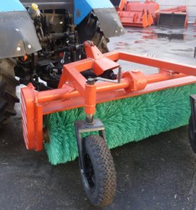 Щетка коммунальная дорожная на трактор МТЗ