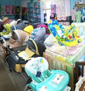 Магазин для новорожденных (гарантия актуальности)